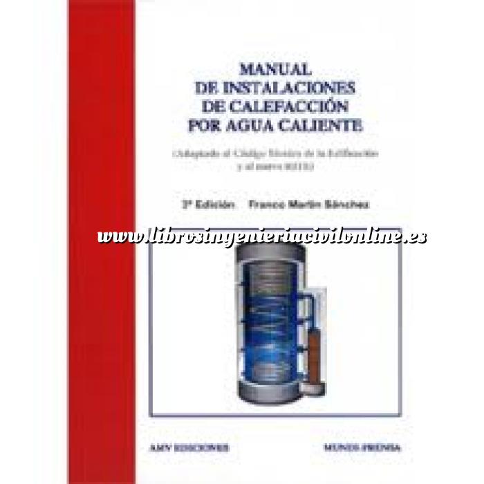 Manual de instalaciones de calefaccion por agua caliente - Calefaccion por aire ...